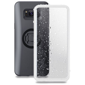 SP Connect Weather Funda S9/S8, black/transparent